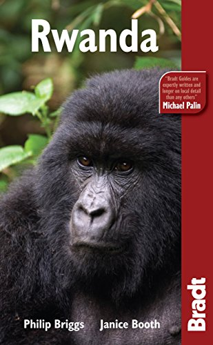 Rwanda, 4th (Bradt Travel Guides)