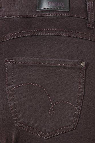 """'Jeans CICI """" Aubergine"""