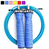 Best Speed Rope For Double - Attack Speed Jump Rope by WOD Nation Review