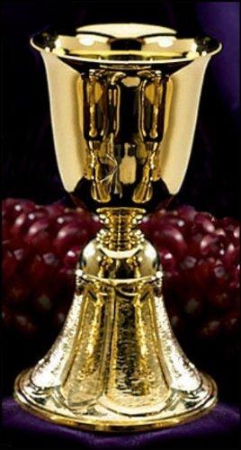 10 Oz Gold Tone Common Cup