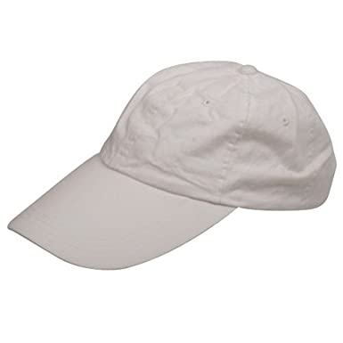 4094fda893896 Sunbuster Long Bill Caps-White W32S48D at Amazon Men s Clothing ...