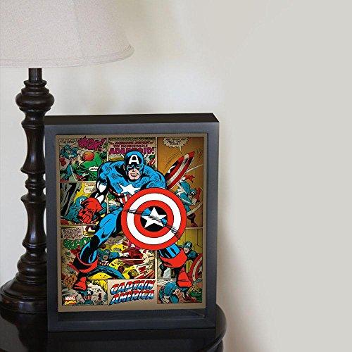 (Captain America Shadowbox)