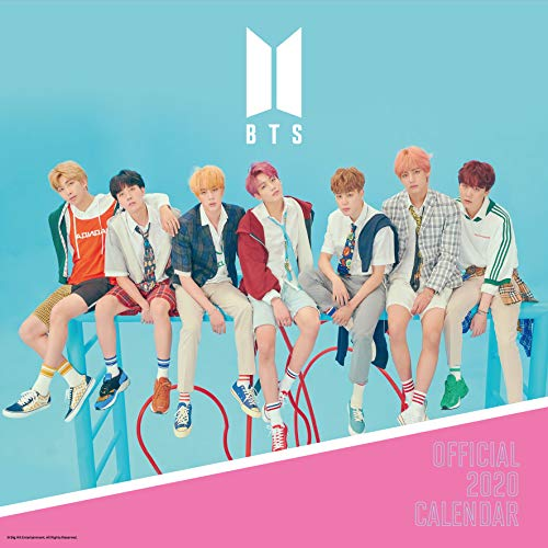 BTS Square 2020 Calendar - Official Square Multi Language Format Calendar por Bangtan Boys