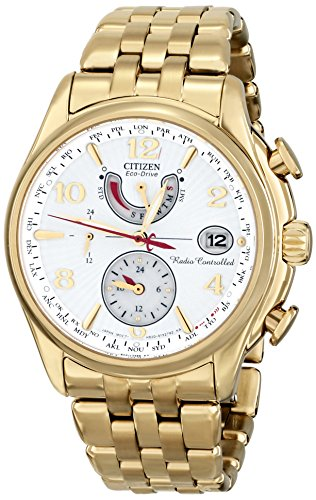 Citizen Eco-Drive Women's FC0002-53A World Time A-T Watch