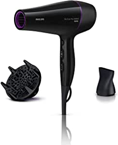 Philips BHD176/03 DryCare Pro Hair Dryer 2200 watt, AC Motor, with Diffuser, Ionic, Cold shot