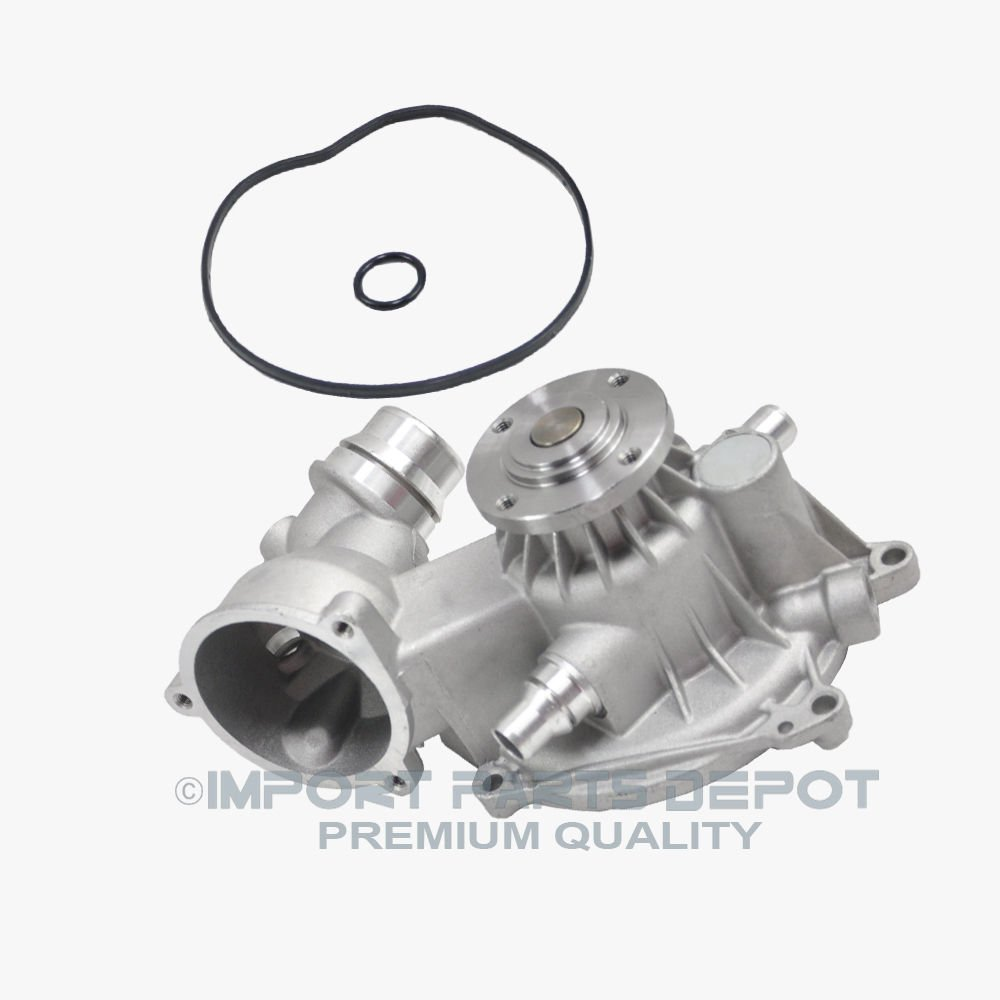 Engine Water Pump for BMW 750Li 750i 650i 550i X5 Premium 11517586779 / 11517531859 New KOOLMAN