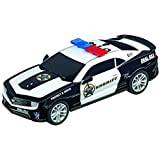 Carrera GO 64031 Chevrolet Camaro ZL1 Sherrif Slot Car Racing Vehicle