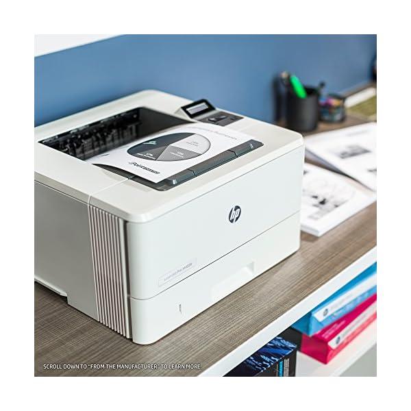 HP LaserJet Pro M402n Monochrome Printer, (C5F93A)