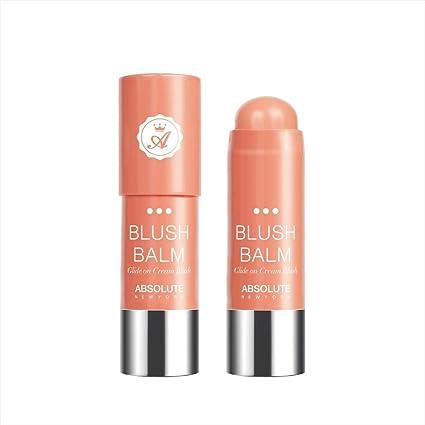 ABSOLUTE Blush Balm - Papaya (3 Pack): Amazon.es: Belleza