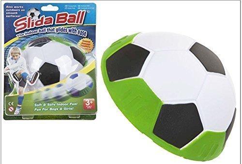 Innen- fußballspiel - schaumstoff Ball mit schiebetüren basis NEU Super Soft Slida Ball - Blau/Grüne Farbe