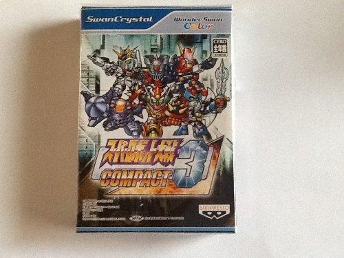 スーパーロボット大戦COMPACT3 WSC 【ワンダースワン】