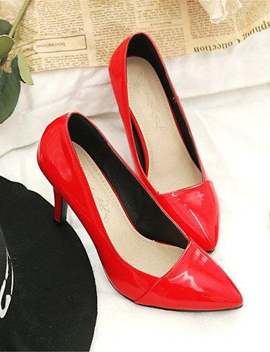 GGX/Damen Schuhe Patent Leder Frühjahr/Sommer/Herbst Heels Heels Hochzeit/Party & Abend/Kleid/ black-us5.5 / eu36 / uk3.5 / cn35