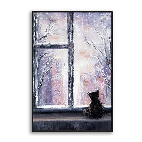 Canvas Cat - 2