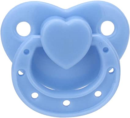 1PC Dummy Pacifier For Reborn Baby Dolls With Internal Magnetic Accessories gift