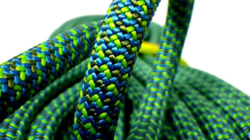 テンドン マスター クライミングロープ 9.4mm 50m ブルー コンプリートシールド加工   B0072ABIUM