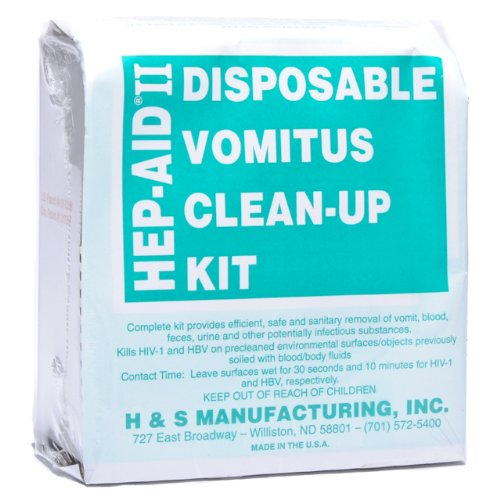 H S Vomit Clean Kit product image