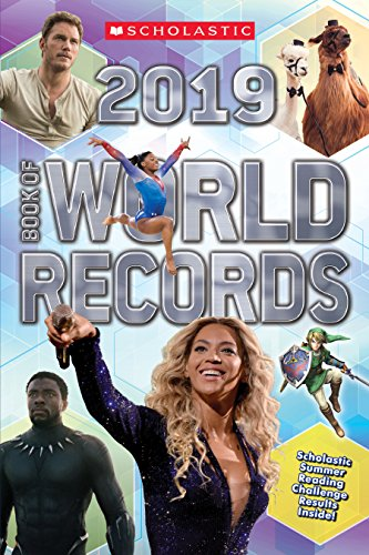 Scholastic Book of World Records 2019 (Best World Records 2019)