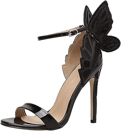 Heels Shoes Womens Summer High Heel