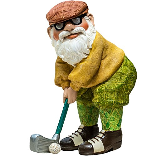The Great Golfing Gnome 9
