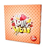 #2: Game for Couples Lolly Vibes, Intended to Build confidence and Improve Relationships! Spend time useful and having fun with your loved one partner, wife or husband, spice up your relations!