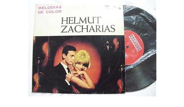Antiguo Disco Vinilo - Old Vinyl Disc : MELODÍAS DE COLOR - Helmut Zacharias y su Orquesta: Amazon.es: Sin autor: Libros