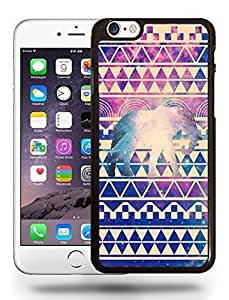 Aztec Tribal Space Elephant Hipster Pattern Phone Case Cover Designs for iPhone 6 Plus by Maris's Diary
