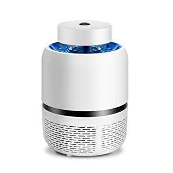 LDFN Mosquito Killer Lamp USB Power LED Repelente De Mosquitos Tipo De Succión High Efficient Detector De Mosquitos Electrónico Non-Chemical Inofensivo para ...