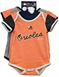 Baltimore Orioles Vintage Baby / Infant Go Team 2 Piece Creeper Set