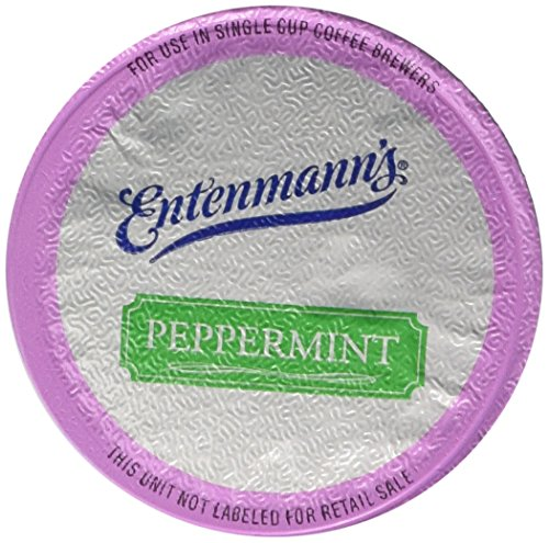 (Entenmann's Peppermint Coffee Capsule/K-Cup, 2/10 ct boxes)