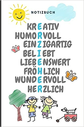 Erzieher Notizbuch A5 Notizbuch Liniert Als Danke Geschenk