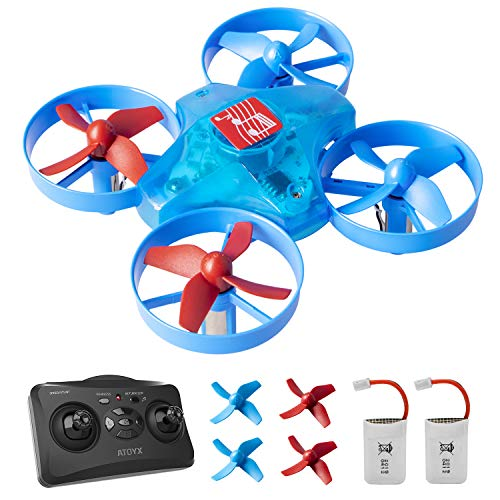 Mini Drones for Kids and Beginners, kids toys, Remote Control Toy Drone, Quadcopter Drone with Songs Music Function…