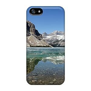 WalkingStreet Iphone 5/5s Hard Case With Fashion Design/ OxpyP52418FZhin Phone Case