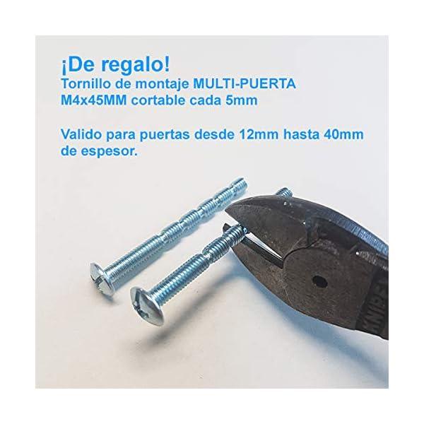 27dcdfebcb4c 6 Un. TIRADOR Pomo Mueble Infantil ESTRELLA plástico para habitación BEBÉ  70x67X20mm