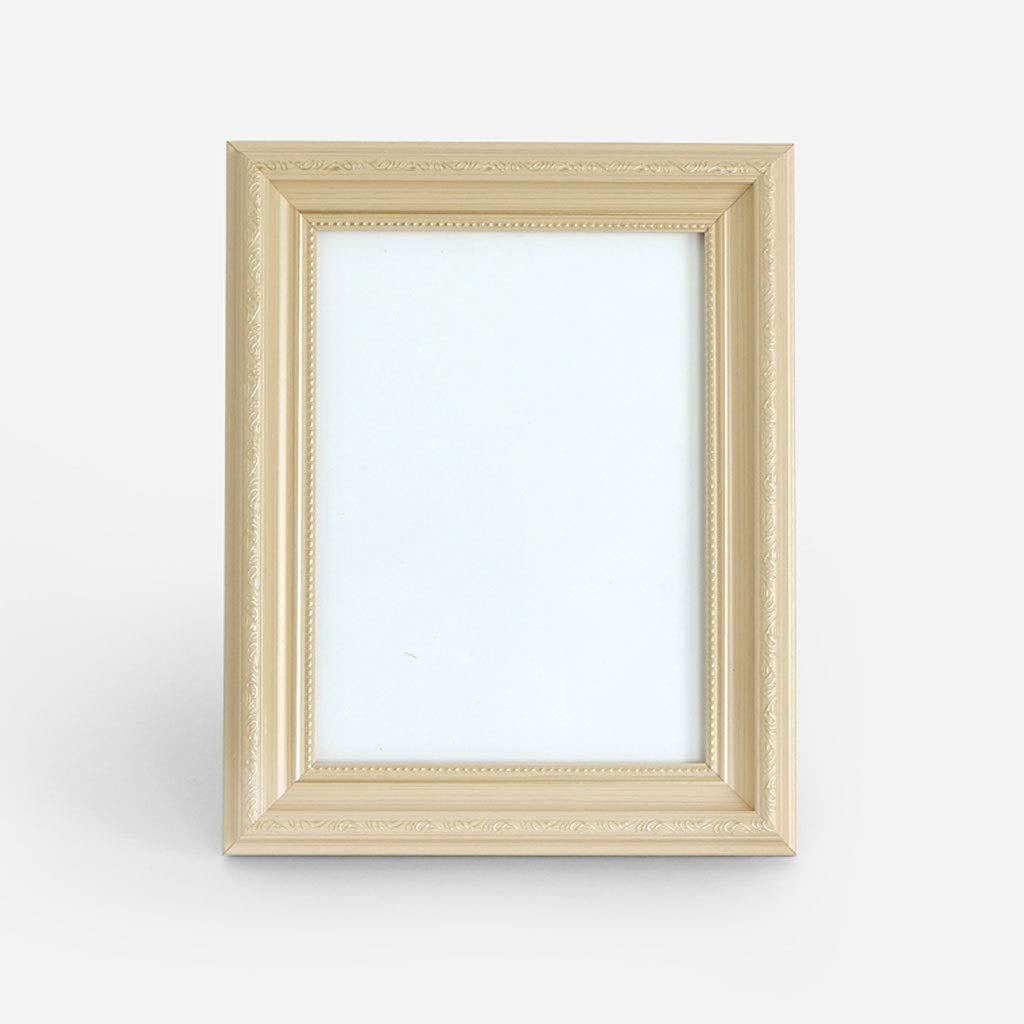 "Bulle verre cadre photo 4x6/"" 5x7/"" /& 6x8/"" bleu /& blanc"