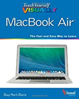 Teach Yourself VISUALLY MacBook Air, 2nd Edition Front Cover