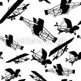 The Planes Of The Wright Brothers Yoga Mat Custom Printed Premium
