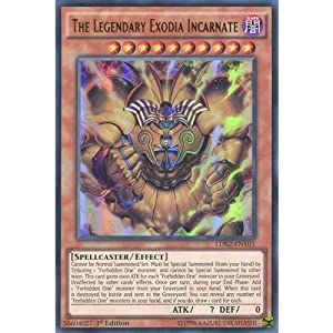 Amazon.com: YuGiOh : LDK2-ENY01 Limited Ed The Legendary ... Ultra Rare Yugioh Cards Images