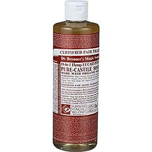 Dr. Bronners - Magic Pure-Castile Soap Organic Eucalyptus - 16 oz.