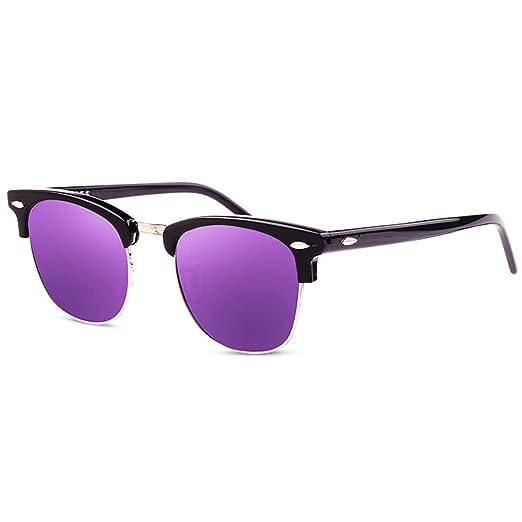 Mujer Gafas de sol Gafas de sol para mujeres Hombres PC ...