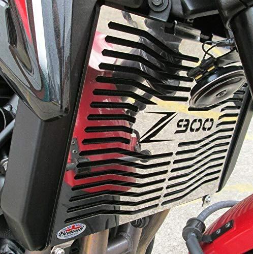 カワサキ Z900 17-19 ラジエーター プロテクター ガード カバー [並行輸入品]   B07RSMS65K