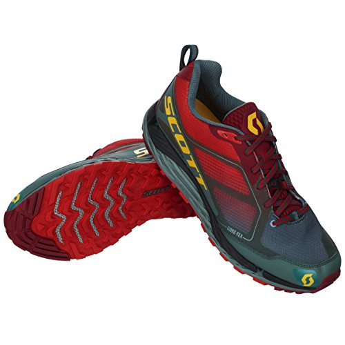 Scott running Zapatilla t2 kinabalu gtx 2.0-red/grey-12 usa