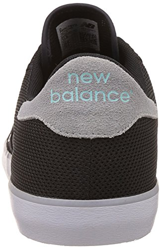 Fashion Sneaker New Pro Balance Black White Men's Tennis Court Lifestyle YAORqwY