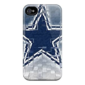 New Iphone 4/4s Case Cover Casing(dallas Cowboys)