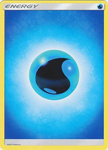 Water Energy - Pokemon Sun & Moon