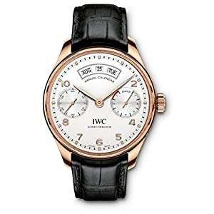 IWC Portugieser Annual Calendar Mens Watch Model #: IW503504