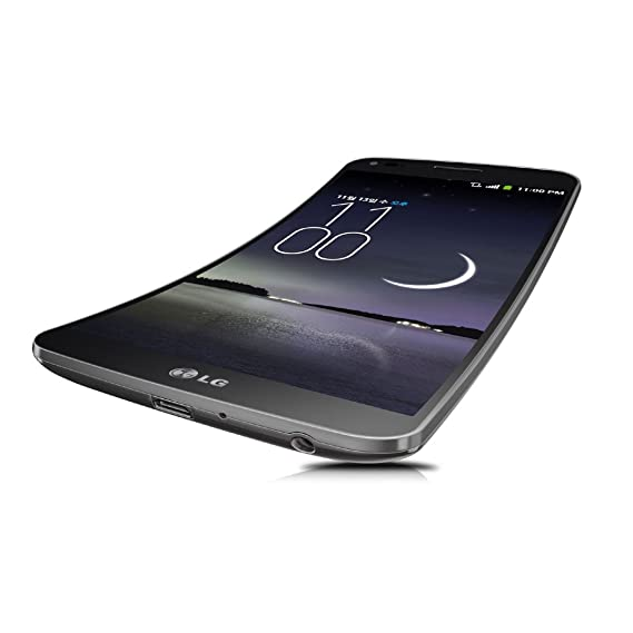amazon com lg g flex lg f340 real round curved display smart phone