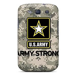ZachDiebel Galaxy S3 Great Cell-phone Hard Cover Provide Private Custom Realistic Army Image [MMc9179Oxsx]