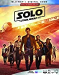Cover Image for 'SOLO: A STAR WARS STORY'