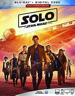 SOLO: A STAR WARS STORY [Blu-ray] (Bilingual) (B07CQKKFKB) | Amazon price tracker / tracking, Amazon price history charts, Amazon price watches, Amazon price drop alerts