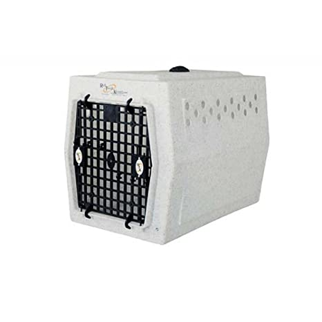 Ruff Tough Kennels >> Ruff Tough Kennels Medium Kennel Crate Dog House L 27 1 2 W 18 1 2 H 20 White